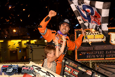 Williams Grove WoO Summer Nationals - 7/25/20 - Paul Arch