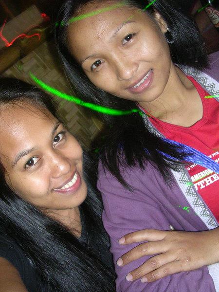 jie jie and me my ever loving best friend!!