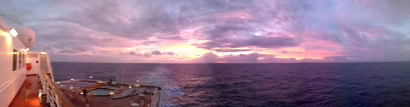 Day at Sea Dec 2