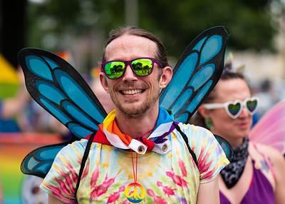 Evansville Pride Parade 2019
