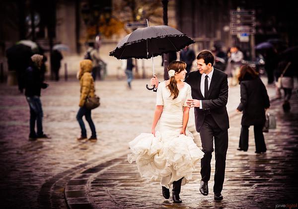 Paris Wedding - Re-edits 7 years later
