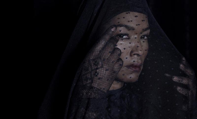 . Angela Bassett as Marie Laveau in American Horror Story: Coven. (Photo by Frank Ockenfels/FX)