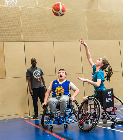 All Stars Wheelchair Basketball