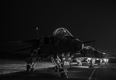 RAF Cosford night shoot 31-10-19