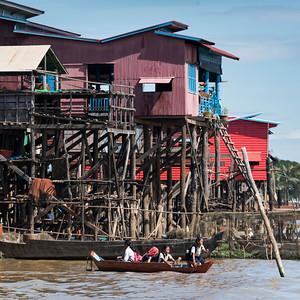 Floating Village - Kampong Phluk