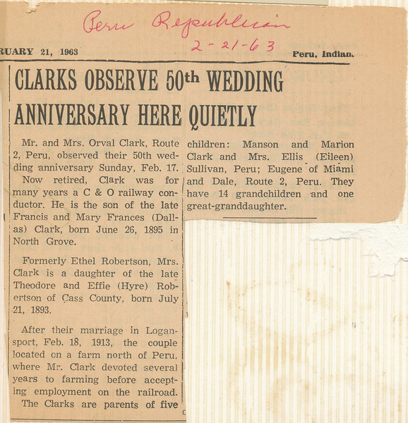 Newspaper 2-21-63 50th Observed.jpg