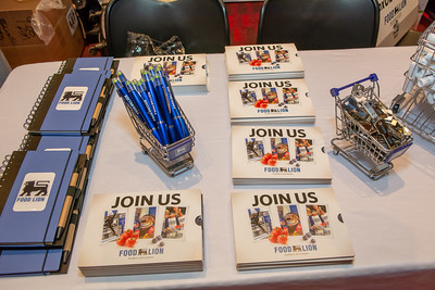 CIAA - 03-01-2019 - Food Lion - Career Expo by Glyn Stanley