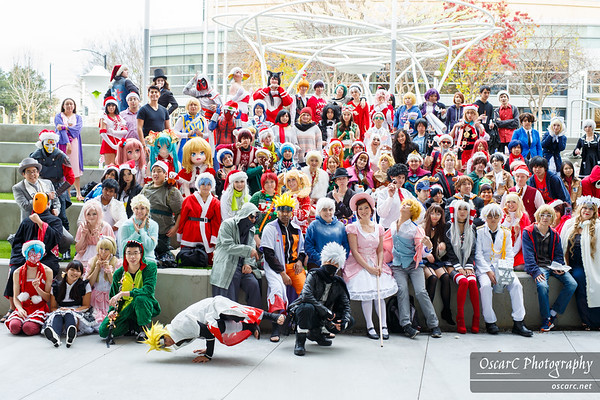 Christmas in the Park Cosplay 2014