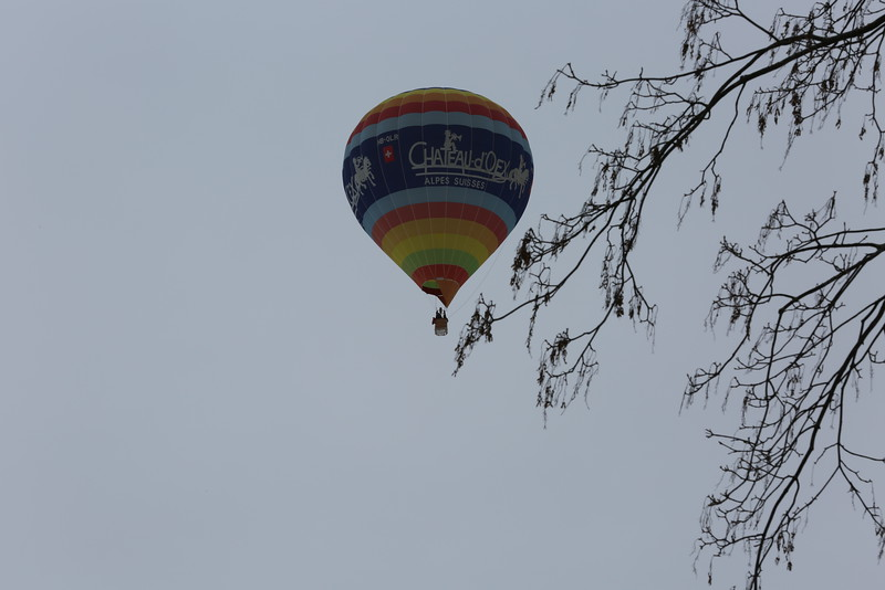 Festival International de Ballons, Feburary 2015