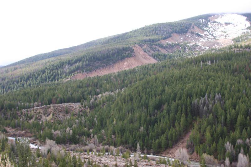Gros Ventre Landslide of 1925