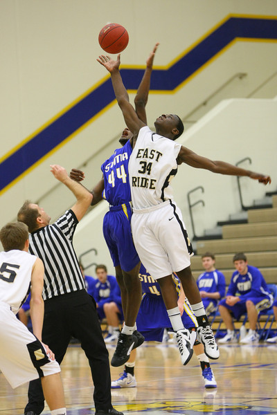 STMA vs East Ridge 1-28-12
