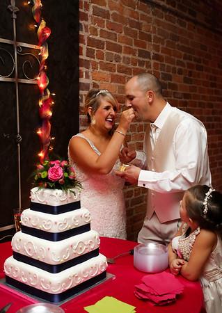 Rodney & Amanda Wedding Peeks