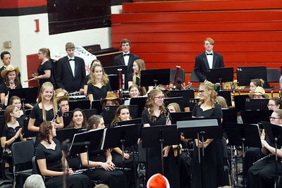 TVHS Band Holiday Concert
