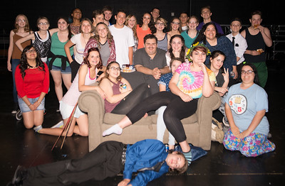 9 to 5 cast and party