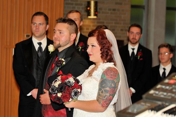 Garett and Hanna's Wedding - October 31, 2015