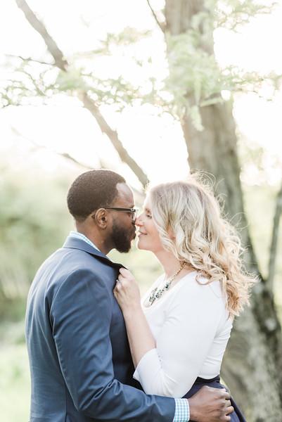 Christina and Felix Engagement at Wildwood Park