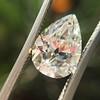 2.01ct Antique Pear Shape Diamond GIA G VS1 1