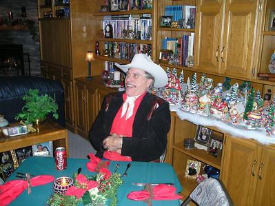 Neurosurgery Christmas party at Bubach's 2004