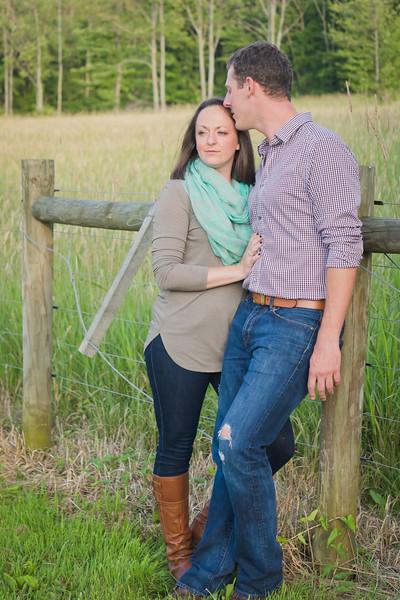 Tim & Marcie: Engaged