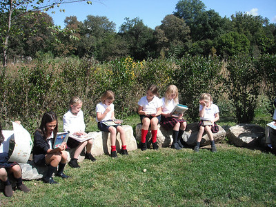 2S Quiet Reading/Journaling in the Preserve