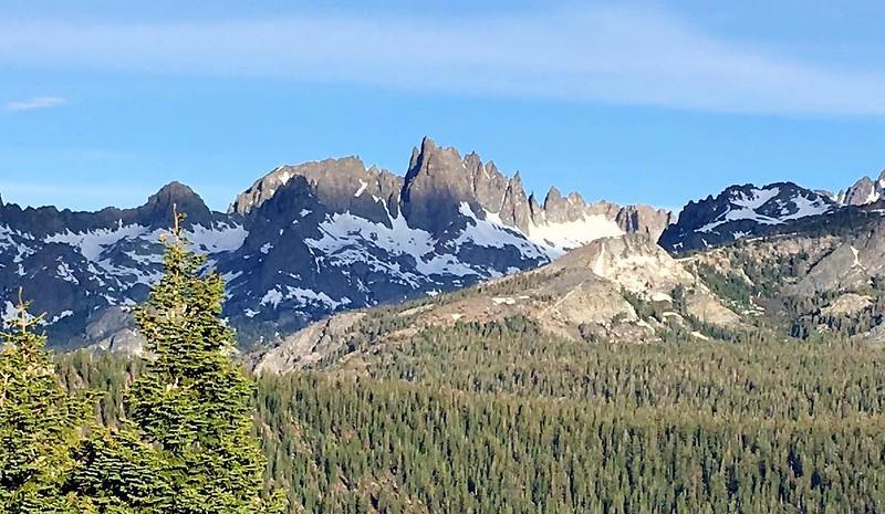 800 mile journey through the Eastern Sierra.