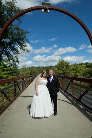 Burnham-Teeter Wedding