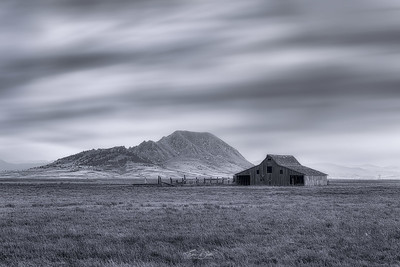 Bear Butte Area