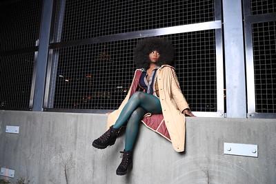 2020-11-23 - On-Location Photo Shoot at Atlantic Station