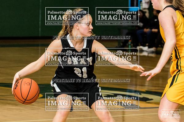 Varsity Girls Basketball vs Ben Lippen