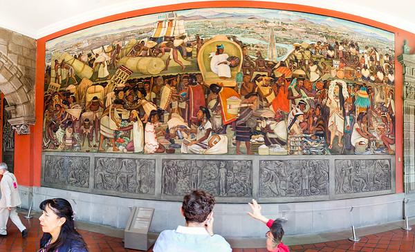 February 2020: Mexico City