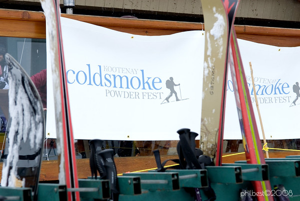 Coldsmoke Powder Fest '08