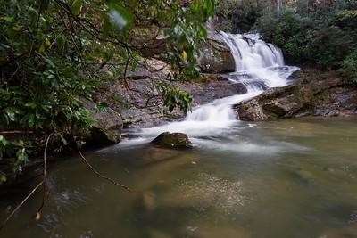 Cliff Creek Falls