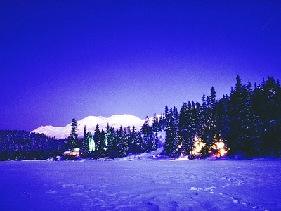 70's Whistler Skiing etc