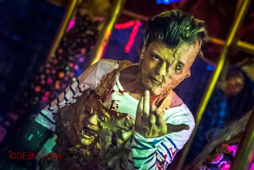 Halloween Horror Nights 6 - Bodies of Work / Masterpiece of Damien Shipman
