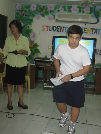 High School Student Orientation 2009