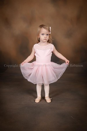 Baby Ballerinas (Wed 9:30)