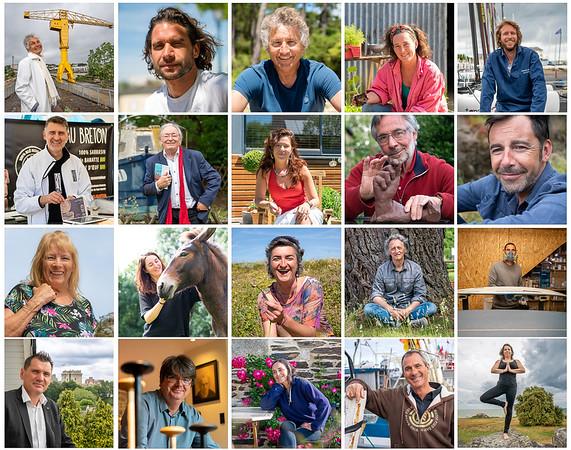 Portraits du littoral