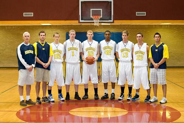 Wolverine 2010 Team Photos