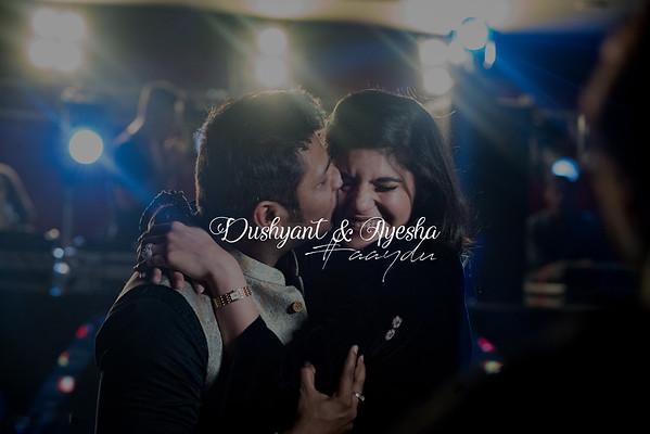 Dushyant & Ayesha | Udaipur 2018