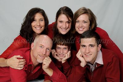 2010-11-26 Amanda Tarr Family