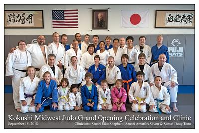 2018 Kokushi Midwest Judo Grand Opening