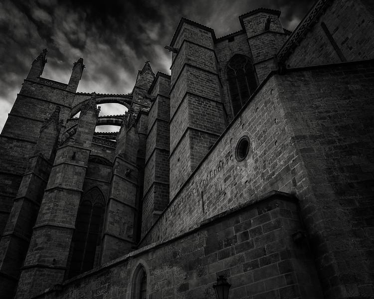 catedral de santa maría de mallorca; palma de mallorca