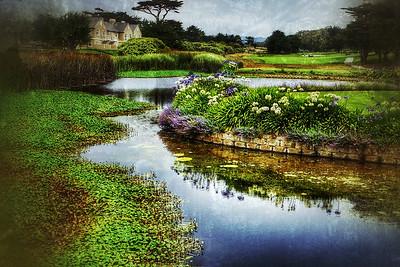 Old English pond