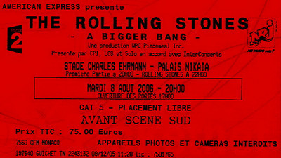 HD SHOW - Rolling Stones @Nice