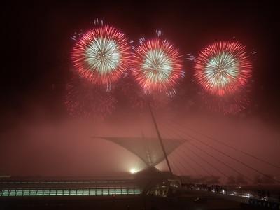 Milwaukee Fireworks July 3 2019