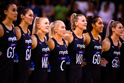 Silver Ferns - Constellation Cup