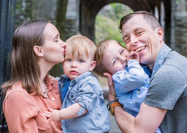 Cass's Family