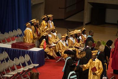 Julius and Tyrell HS Graduation 2015