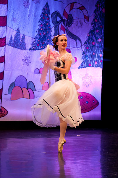 GC Nutcracker 2012 Lambchops