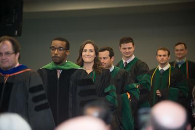 2019 Medical School Hooding